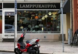 Lamppukauppa Turku